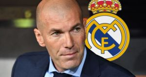"Zidane speaks on return to Real Madrid, says ""I'm happy to be home"""