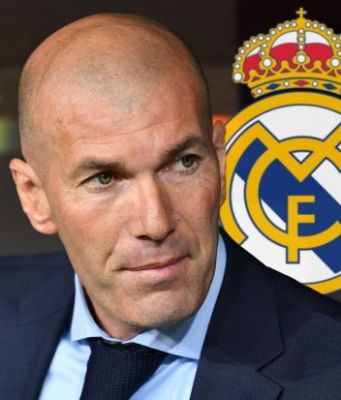 """Zidane speaks on return to Real Madrid, says """"I'm happy to be home"""""""
