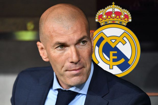 """Zidane speaks on return to Real Madrid, says """"I'm happy to be home"""
