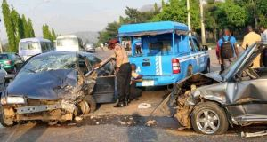 No fewer than 120 crashes and 46 deaths were recorded during the last Easter celebration, the Federal Road Safety Corps, FRSC, has revealed.The figure of the crashes is lower than that of the same period last year, which stood at 160 crashes.The new figure represents 25 per cent red