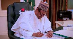 Buhari signs N30,000 minimum wage, takes immediate effect