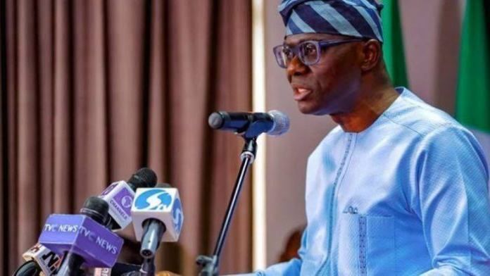 Sanwo-Olu signs N1.163 trillion 2021 Appropriation Bill into law
