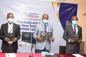 Bible Society of Nigeria unveils Igala, Okun bibles