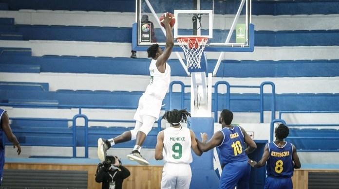 D'Tigers continue 2021 Afrobasket Qualifiers unbeaten run