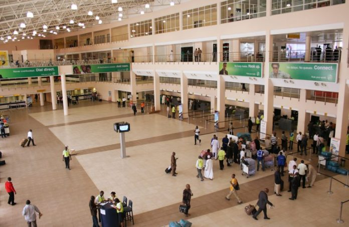 MMA2 security returns lost bag containing N2.35m to passenger