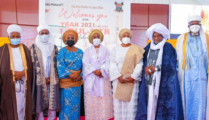Insecurity: Keep close tab on your children, Sanwo-Olu's wife tells parents