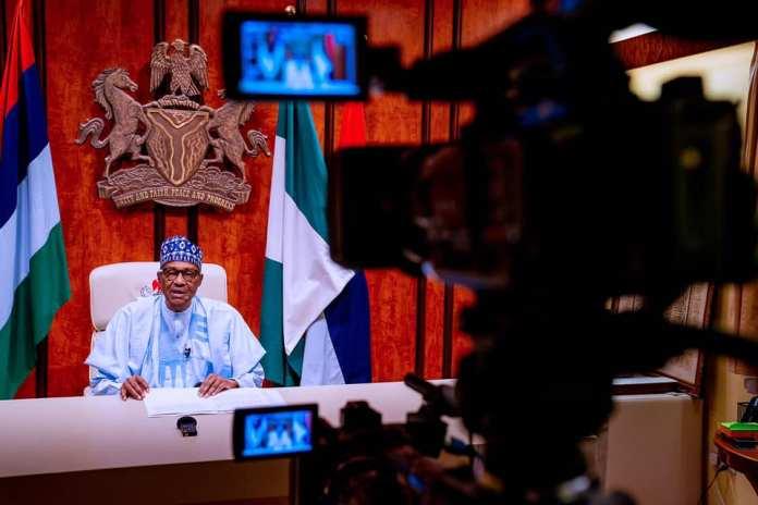 61st Independence anniversary address by President Muhammadu Buhari