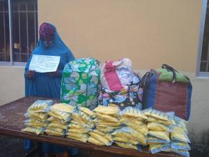 NDLEA arrests lady with multiple identities for trafficking illicit drugs