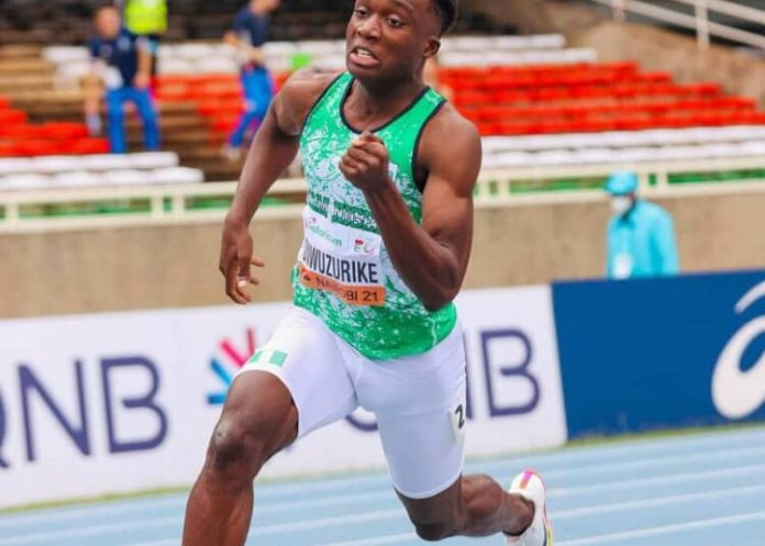 Nigeria now third on medals table after Onwuzurike, Ofili win gold, bronze