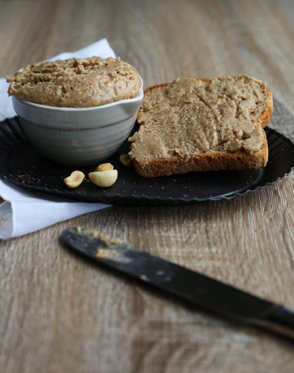 Homemade Mixed nut Butter