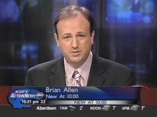 Guest blogger Brian Allen of KSFY-TV, Sioux Falls, S.D.