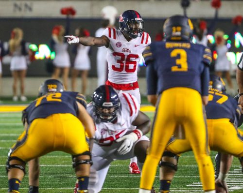 84da8596b5f Zedrick Woods will be a crucial part of this defense. Image from Ole Miss  Athletics