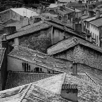 Fabrice Poussin Rooftops