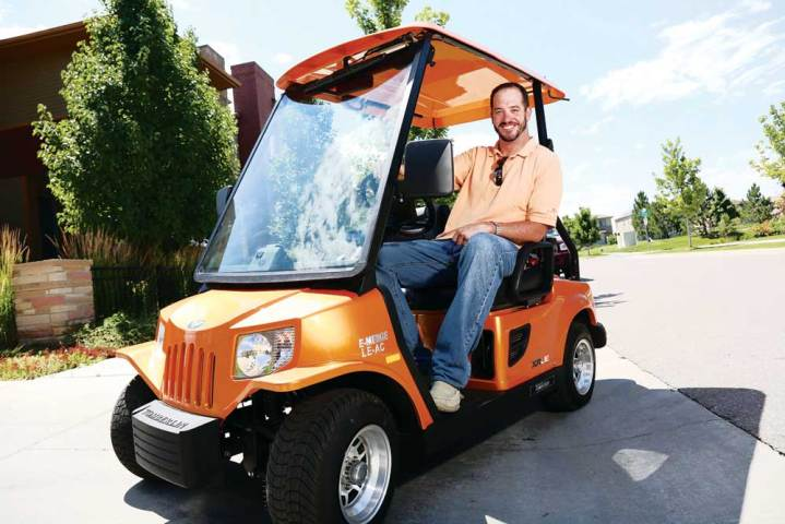 Ownership for Golf Cart