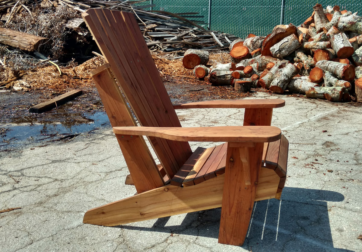 non wood adirondack chairs chair and sofa covers for sale set front porch redwood