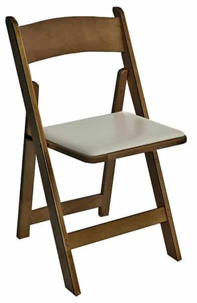 folding chairs wooden 1970 kitchen table and chair front range event rental