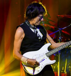 jeff beck at acl live at the moody theater austin tx 7 26  [ 1200 x 800 Pixel ]