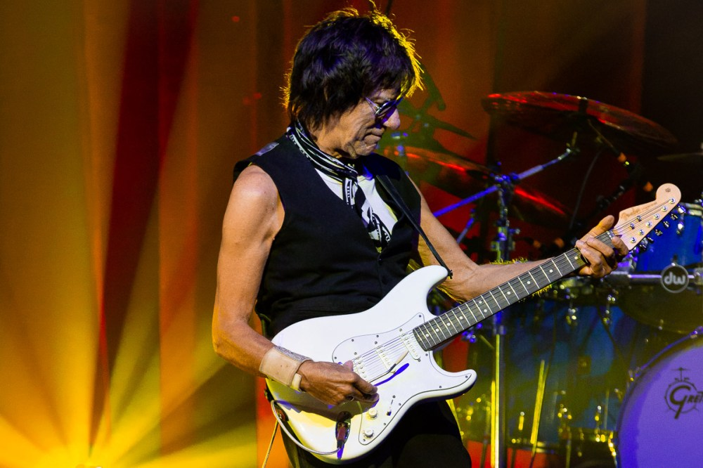 medium resolution of  jeff beck at acl live at the moody theater austin tx 7 26