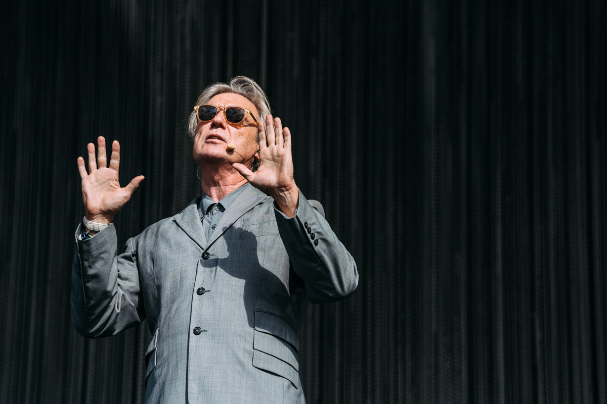 ACL FEST 2018: David Byrne Burns Down the House