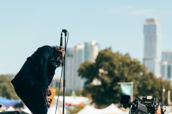 Reignwolf at the Austin City Limits Festival 10/12/2018. Photo by Roger Ho. Courtesy ACL Fest/C3 Photo