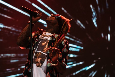 Lil Wayne at the Austin City Limits Festival 10/13/2018. Photo by Greg Noire. Courtesy ACL Fest/C3 Photo