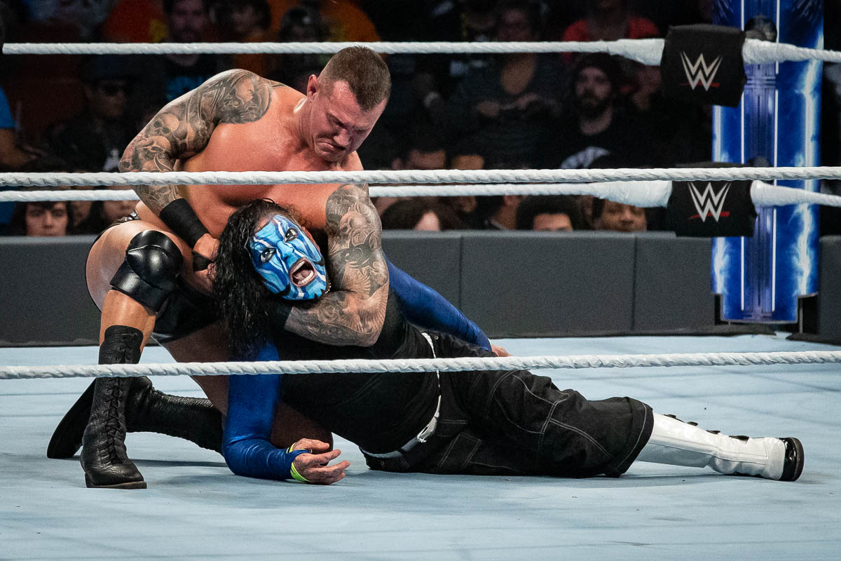 PHOTOS: WWE SmackDown Live! in Austin
