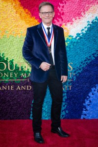 Craig Hella Johnson (Conspirare, Music Ensemble) Texas Medal of Arts Awards Red Carpet, Long Center, Austin, TX 2/27/2019. © 2019 Jim Chapin Photography
