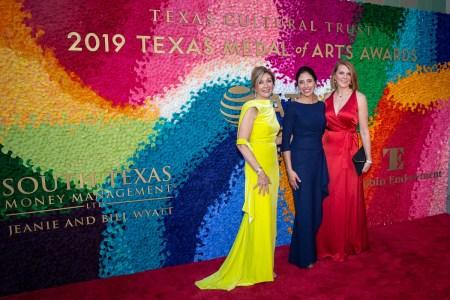 Texas Medal of Arts Awards Red Carpet, Long Center, Austin, TX 2/27/2019. © 2019 Jim Chapin Photography