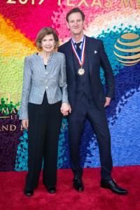 Mark Seliger (Multimedia) Texas Medal of Arts Awards Red Carpet, Long Center, Austin, TX 2/27/2019. © 2019 Jim Chapin Photography