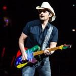 Brad Paisley performs at the San Antonio Rodeo!