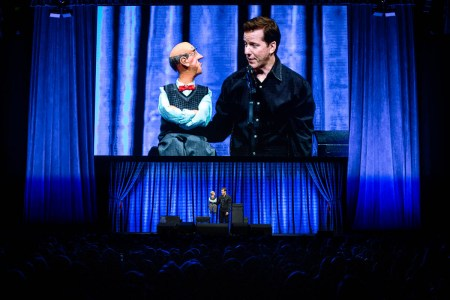 Jeff Dunham at the Frank Erwin Center, Austin, TX 2/15/2019. © 2019 Jim Chapin Photography