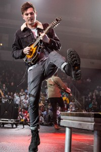 Rend Collective at Winter Jam 2019 at H-E-B Center, Cedar Park, TX 3/3/2019. © 2019 Jim Chapin Photography