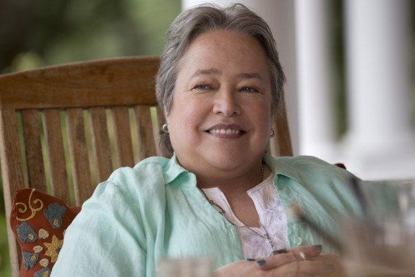 Kathy Bates Adds Flash 'tammy' - 3 Front Row Features