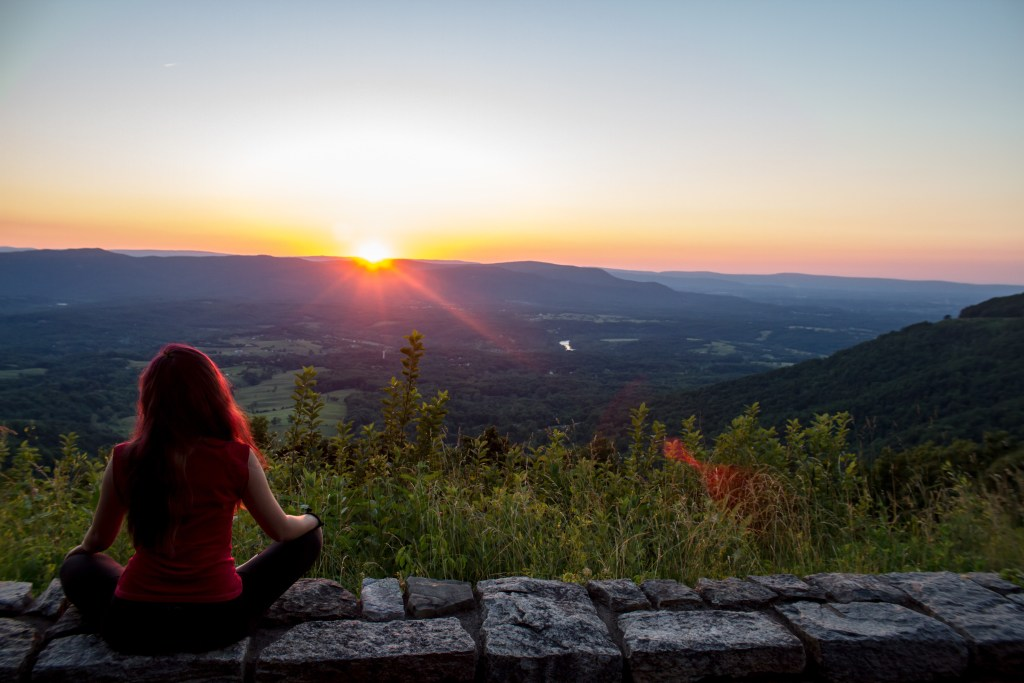 Shenandoah – Where the Locals Go (hiking, swimming, great views)