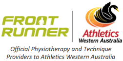 Front Runner Ath WA Official Sponsor