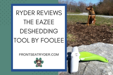 The Eazee Deshedding Tool by Foolee Review