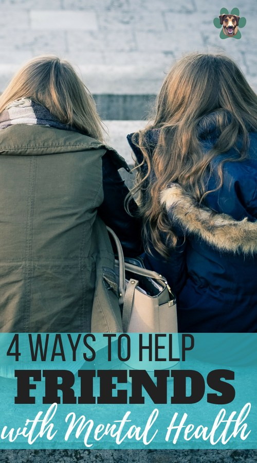 It's incredibly difficult seeing a friend or family member struggling with mental health issues. You want to help but don't want to make it worse. Are you worried about a loved one but you don't know what to do? Here are just a few good tips that can help you support friends with mental health issues.
