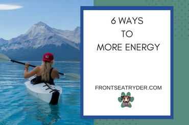 6 Ways to More Energy