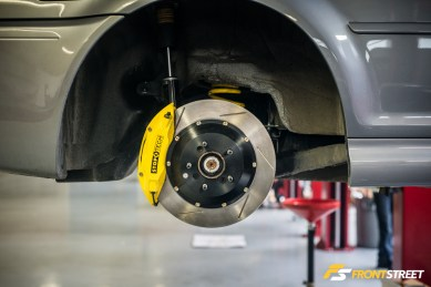 <i>Install:</i> StopTech Big Brake Kit - BMW E46 M3