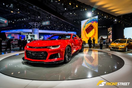 Variety Is The Spice Of The New York Auto Show