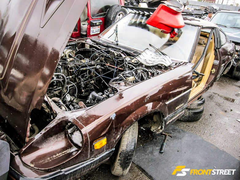 <i>Build Series:</i> Old School Labs Datsun 510 Resto Part 2, Undercar Mods