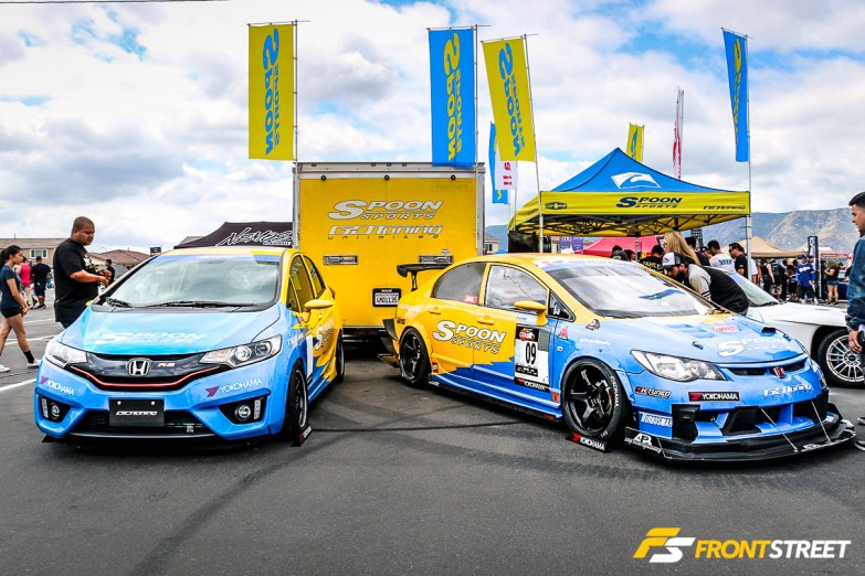 Eibach Honda Meet 2016 -The West Coast's Largest Honda Gathering