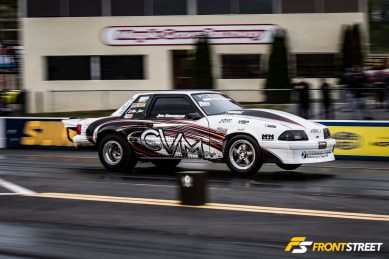 The NMRA's Return To Maple Grove Raceway Spoiled By Mother Nature