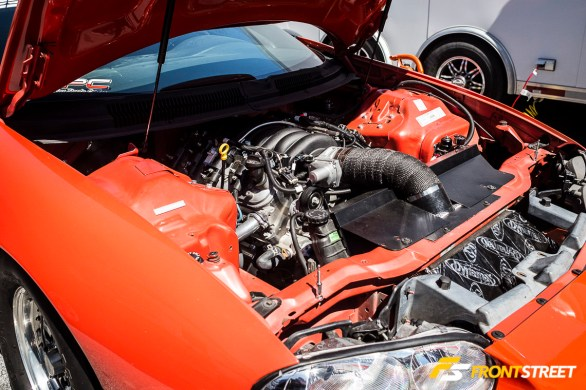 The NMCA's Chevrolet Performance Stock Class Puts The Brand X Into Excitement