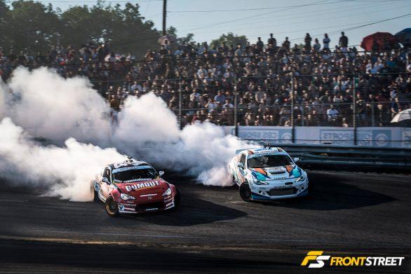 Formula Drift: Drama At The Jersey Shore
