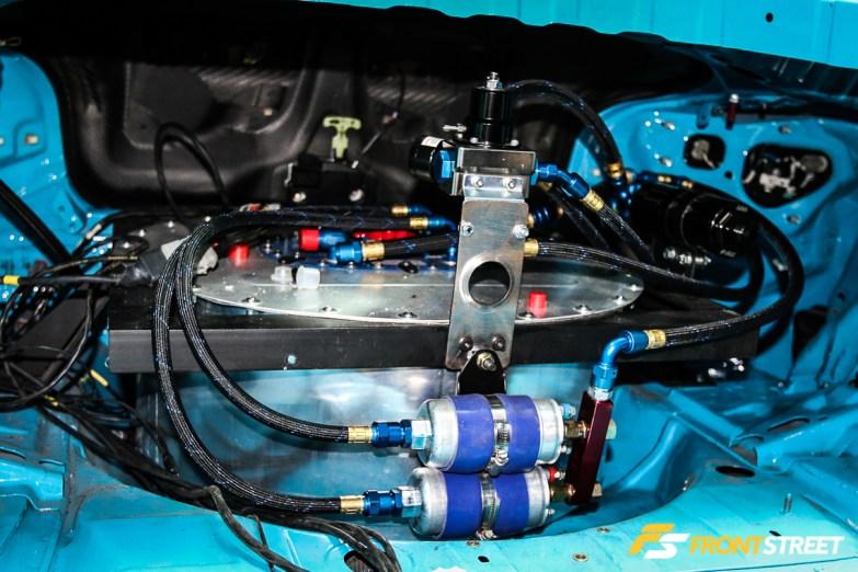The Mackin Industries Toyota 86 Pikes Peak Racer