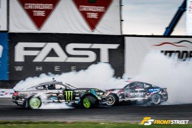 The Canadian Outlet: Formula Drift Action Smokes Saint-Eustache