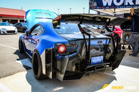 The Fifth Annual 86FEST, Presented By Turn 14 Distribution