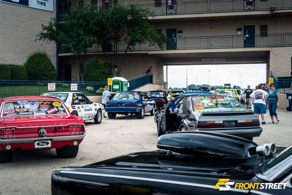 NMRA/NMCA Super Bowl: A Visitor's View Of Street Legal Drag Racing