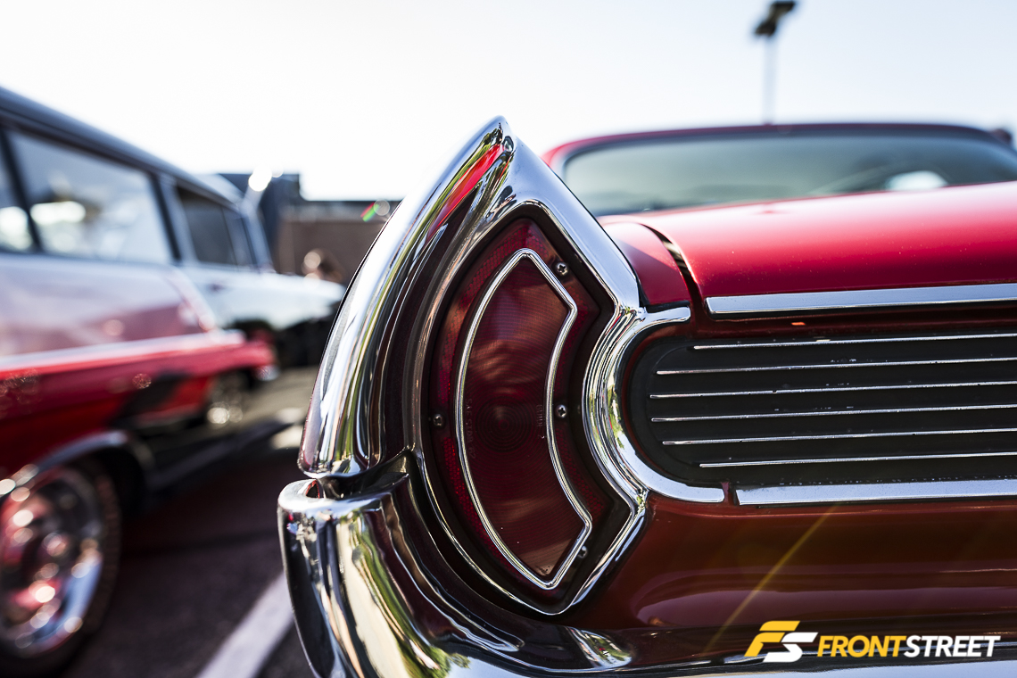 Exotic Machines and Domestic Muscle Unite At West Chester Cars ...